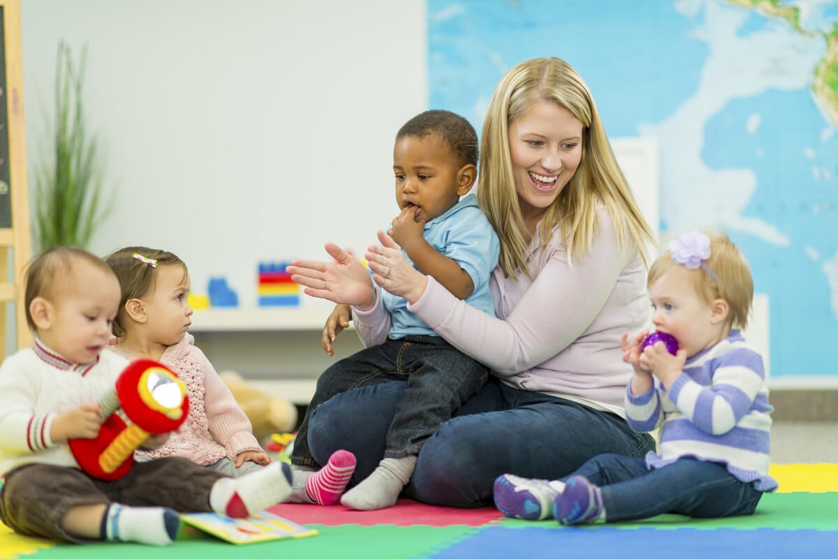 Early Child Care Banner Image