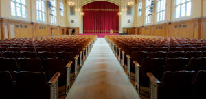 Veritas Auditorium Panoramic