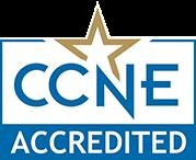 CCNE Accreditation Logo Image