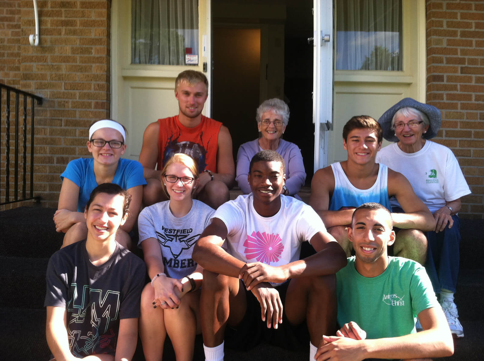 Community SSJ Group Photo