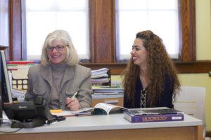 Janet Williams and Halah Alsari Image