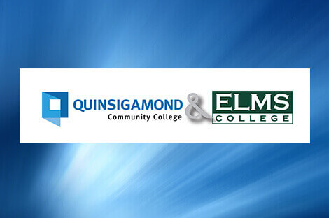 QCC Elms Logo Image