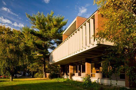 Library Side Exterior Image