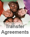 Transfer Agreements Button