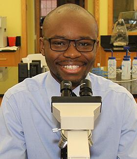 Ibrahim Kargbo Headshot