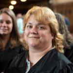 Image of Elms/HCC grad Shelly Dansereau, who earned a BA in healthcare management