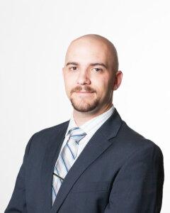 Photo of MBA graduate Brian Benson '18