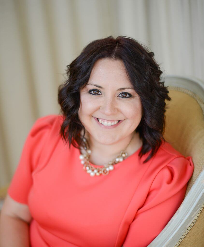 Photo of MBA grad Jessica Dupont