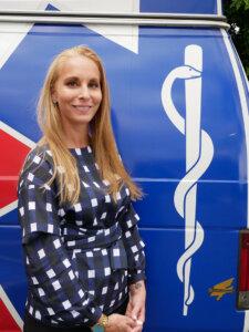 Photo of MBA in healthcare leadership grad Erin Daley