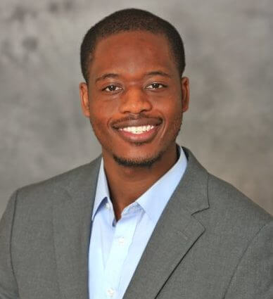Photo of MBA grad Isaiah Odunlami