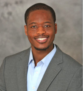 Photo of MBA grad Isaiah Odunlami 17