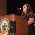 Photo of nursing graduate Vanessa Nogueira