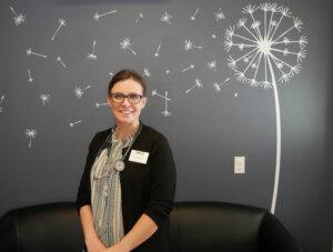 Photo of DNP-FNP grad Jennifer Jordan '18