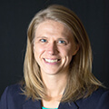 Photo of MBA accounting faculty member Sara Smiarowski