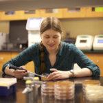Alexandra Norton, an ElmSTEM scholar