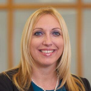 Photo of Amanda Garcia, director of the Center for Entrepreneurial Leadership