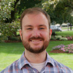 Image of Jon Todd, director of residence life and new student programs
