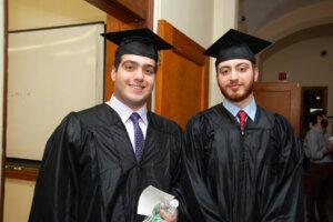 Photo of Hussein '19 and Abdullah Karam '19