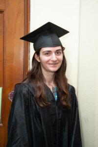 Photo of Sarah Nicoliello '19