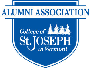Logo for the Alumni Association of the College of St. Joseph