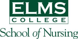 Logo for Elms College School of Nursing