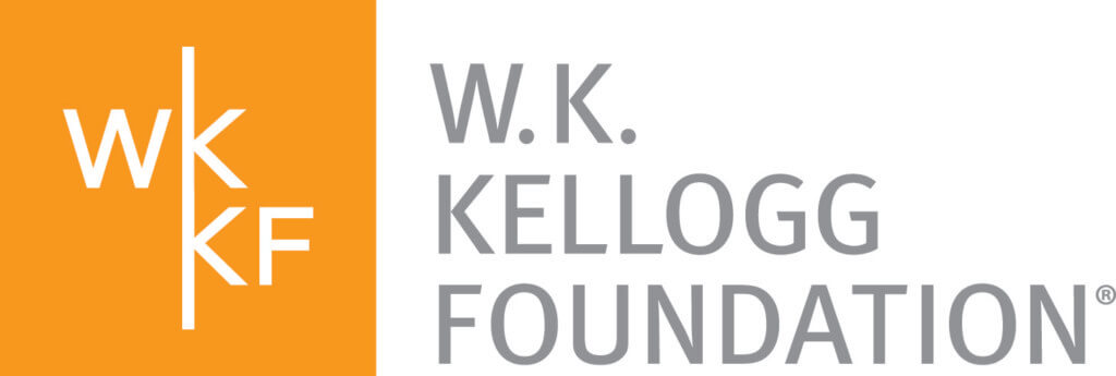 Logo for the Kellog Foundation