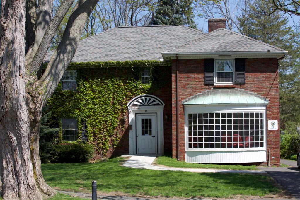 Photo of the Brick House