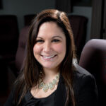 Head shot of Nicole Florian-Theriaque, adjunct professor in the MBA program