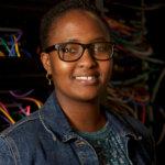Photo of Linda Humphrey Lyimo '21