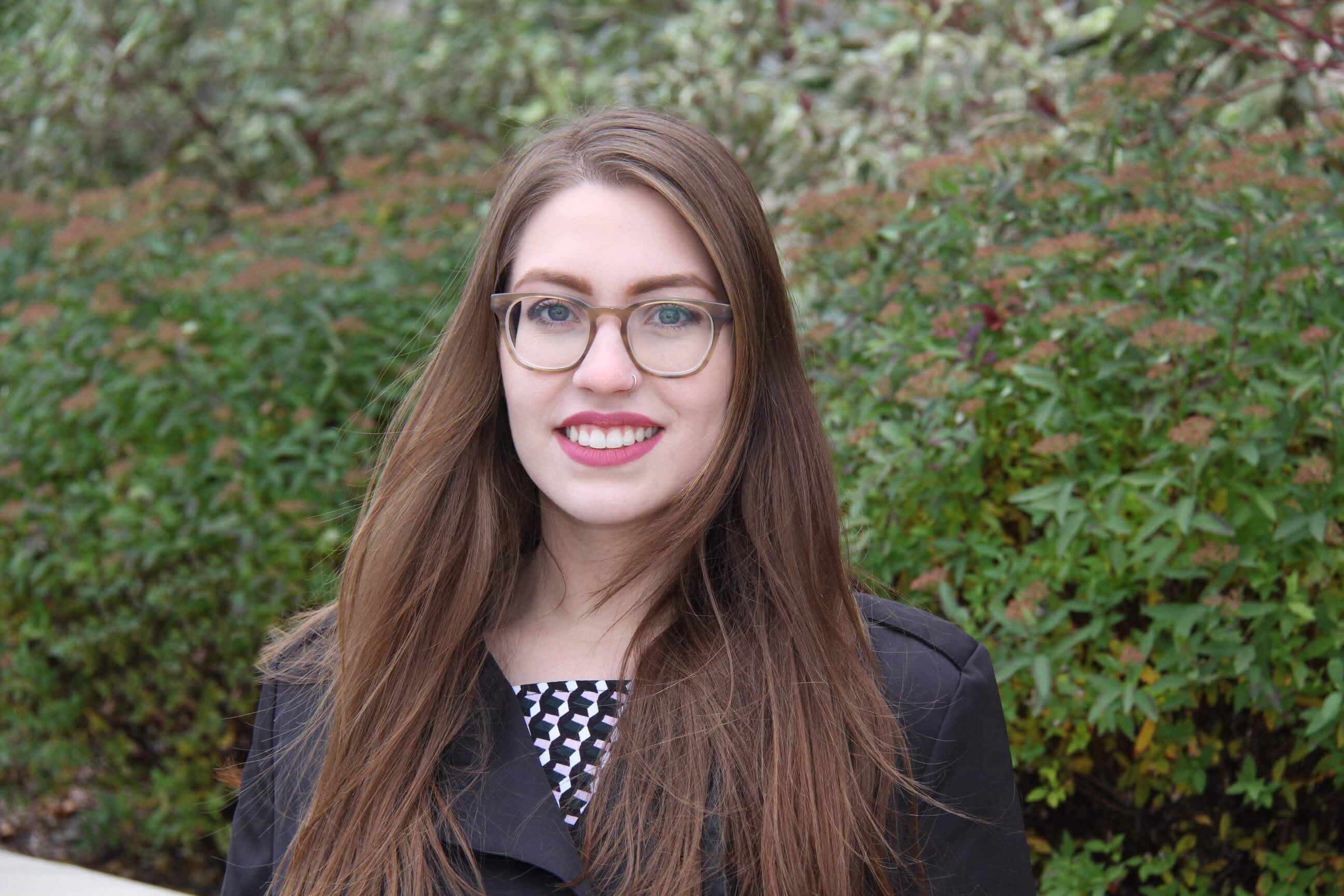 Photo of Daniela Romeo, admission counselor