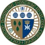 Image of the Elms College standard seal