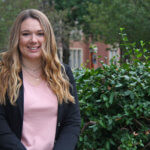 Photo of Healthcare and business management major Jillian Perry '21
