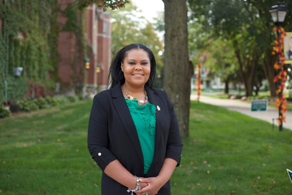 Photo of Dr. Tyra Good, CEUC executive director