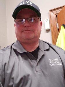 Photo of Public Safety Officer Gene Bihler.
